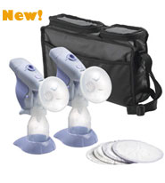 evenflobreastpump